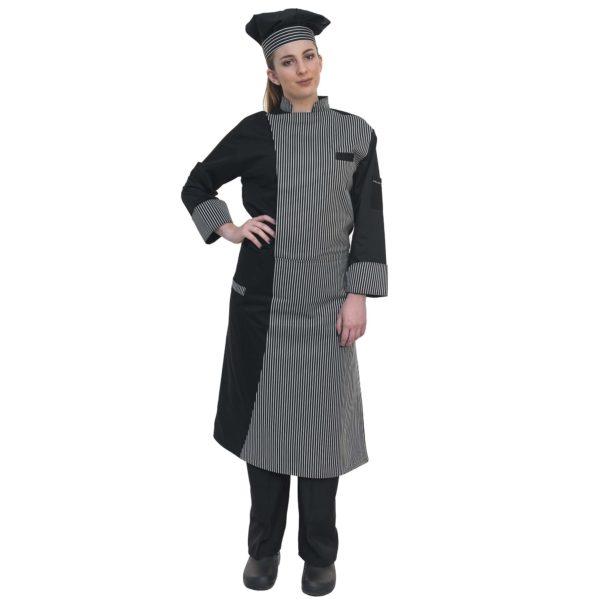 γυναικεια στολη σεφ-μαγειρα