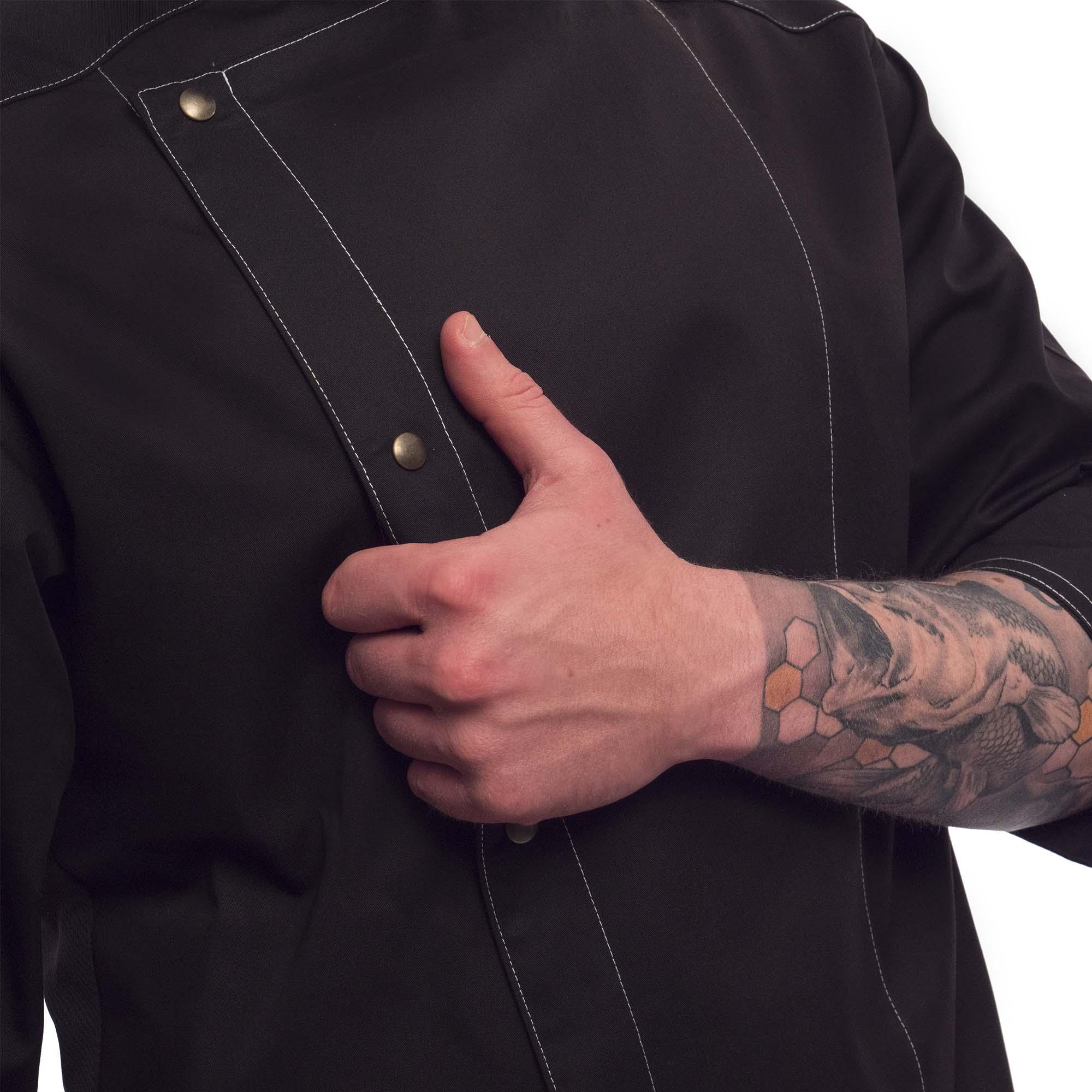 μπλουζα-σακακι σεφ-μαγειρα