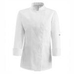 Γυναικεία Μπλούζα Μάγειρα Easy Λευκή ΜΜ