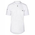 Μπλούζα Μάγειρα TM5 Λευκή ΚΜ