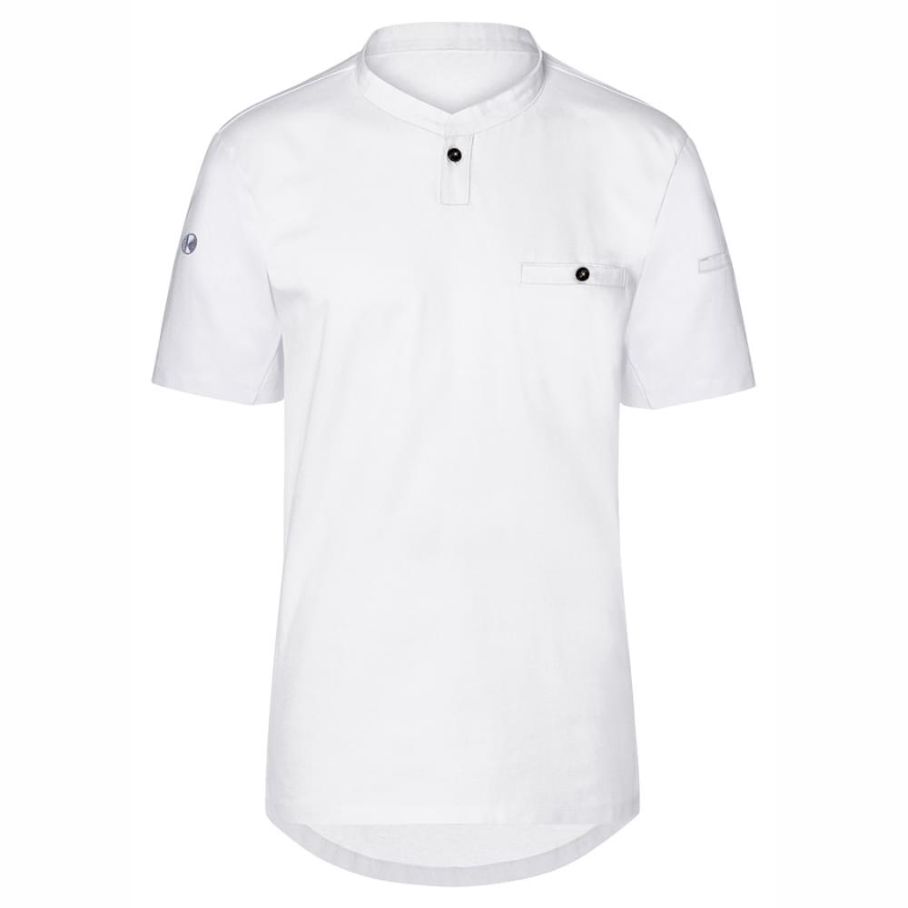 μπλουζάκι μάγειρα λευκό
